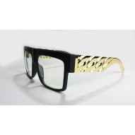 Gold Link Glasses
