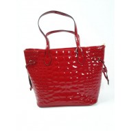 Red Bubble Tote