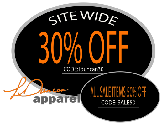 Black Friday Sales! 30% off Storewide 50% off Sales Items ends November 30th